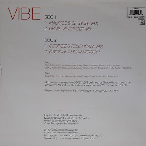 Zhane – Vibe-Back