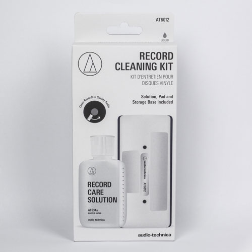 Audio-Technica Record Cleaning Kit 01
