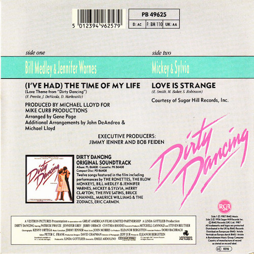 Bill-Medley-Jennifer-Warnes-–-Ive-Had-The-Time-Of-My-Life-Back