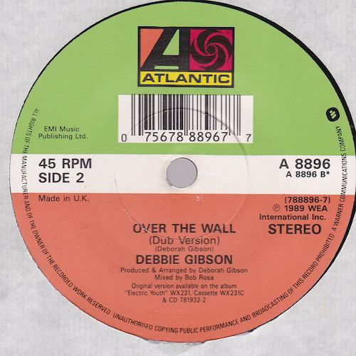 Debbie Gibson – We Could Be Together 7 – B