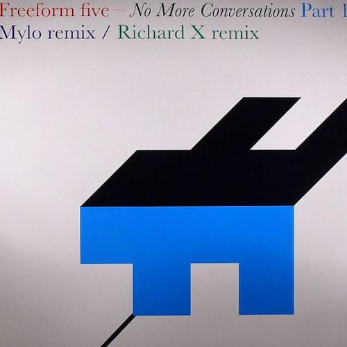 Freeform Five – No More Conversations – Front