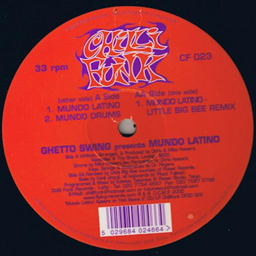 Ghetto Swing – Mundo Latino