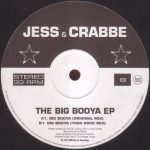 Jess & Crabbe – The Big Booya – Front