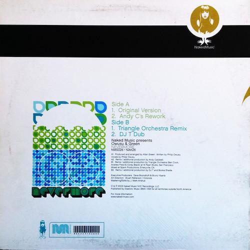 Owusu-Green-Nevermore-Back