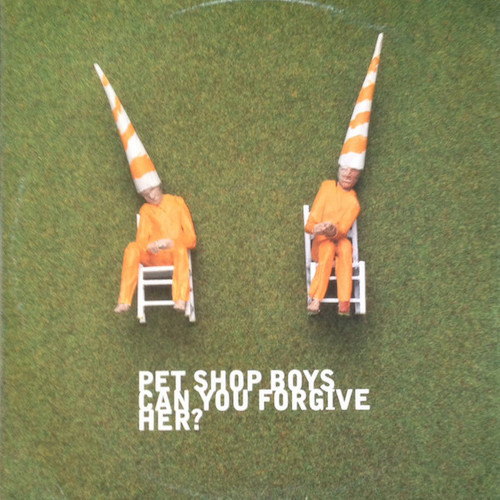 Pet Shop Boys – Can You Forgive Her? – Front