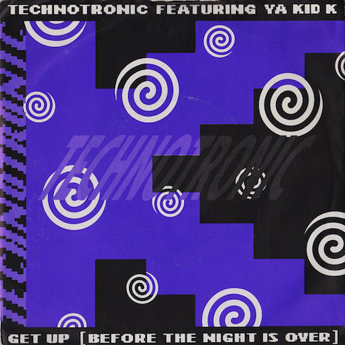 Technotronic-Get-Up-Front