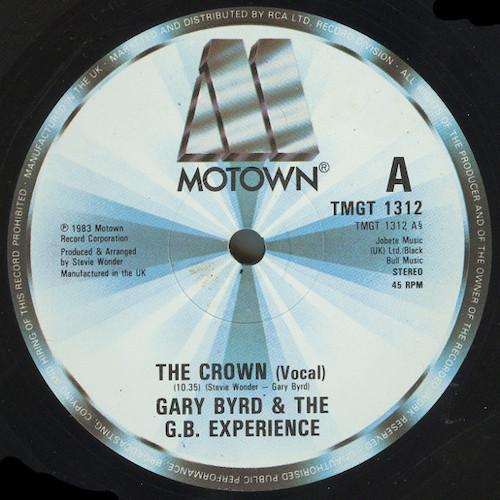 Gary Byrd – The Crown – A
