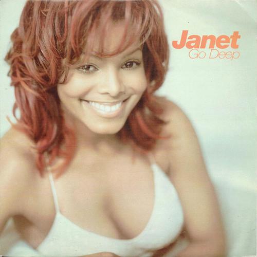 Janet – Go Deep – Front