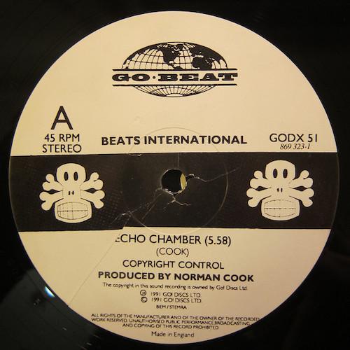 Beats International – Echo Chamber – A