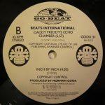 Beats International – Echo Chamber – Front