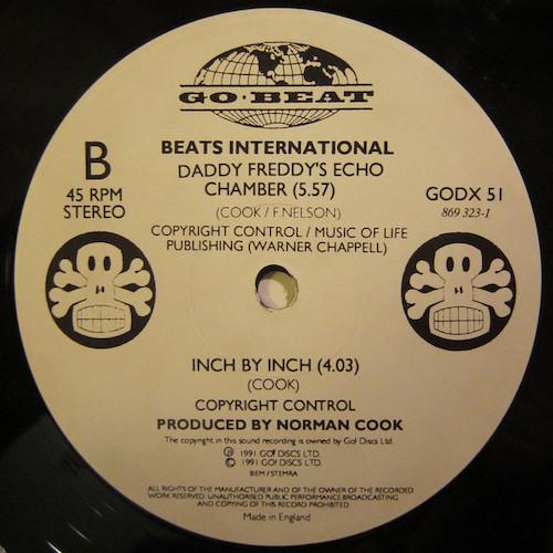 Beats International – Echo Chamber – B