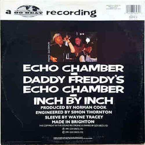 Beats International – Echo Chamber – Back