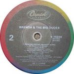 Brenda & The Big Dudes – Weekend Special – A