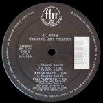 D Mob – Trance Dance – Front