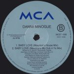 Dannii – Baby Love – Front
