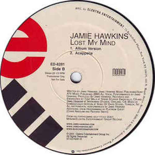 Jamie Hawkins – Lost My Mind – B