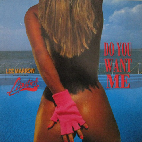 Lee Marrow – Do You Want Me – Front