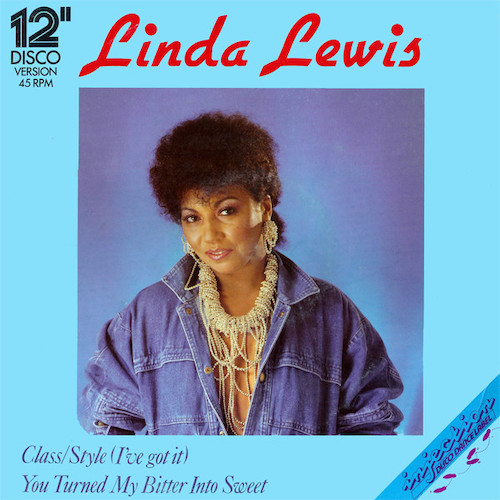 Linda Lewis – Class Style – Front