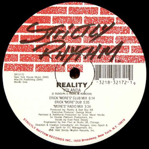 Reality – Yolanda – B