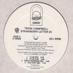 Tevin Campbell – Strawberry Letter 23 – Front