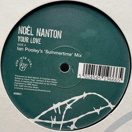 Noel Nanton – Your Love – A
