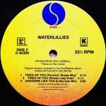 Waterlillies – Tired Of You – Front